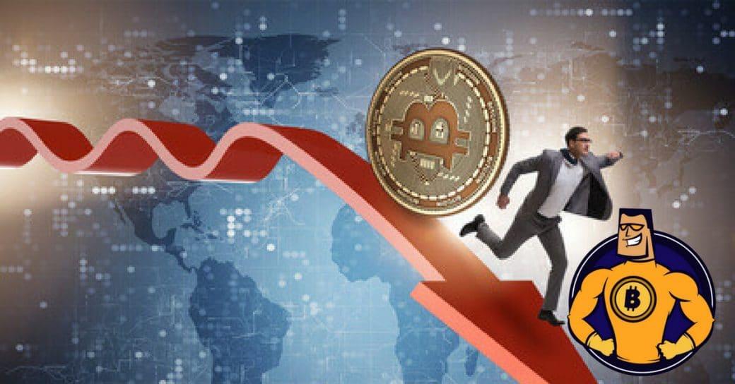 Wieso fällt der Bitcoin