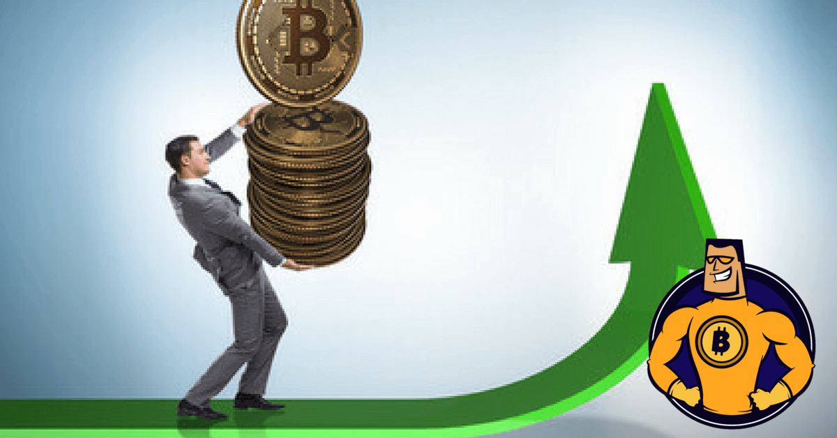 Bitcoin bei 50000